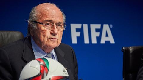 Se FIFA og Sepp Blatter på TV 2 Sumo