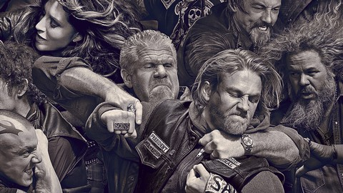 Se Sons of Anarchy på TV 2 Sumo