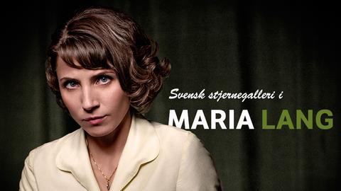 Se Maria Lang på TV 2 Sumo