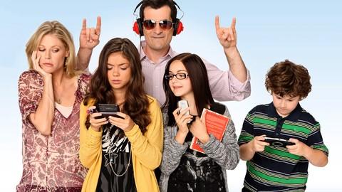 Se En moderne familie på TV 2 Sumo